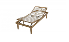 rete a doghe bedding wood manuale