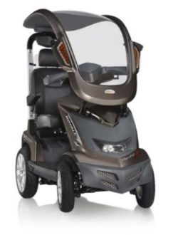 Scooter elettrico ROYALE 4S by Areda Mobility.
